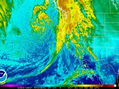 Substantial early-season storm system to bring much-needed rain to California
