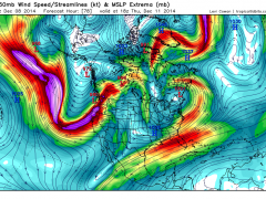 Powerful, potentially damaging storm to bring very heavy rainfall and high winds to Northern California
